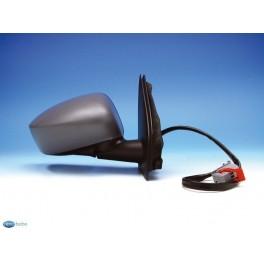 Retroviseur FIAT STILO 2001- (5 Portes) - Electrique - Aspherique - Sonde - Coiffe a peindre - Droit - CIPA