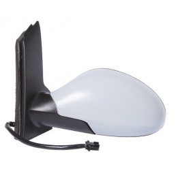 Retroviseur SEAT ALTEA 2004- - Electrique - Aspherique - Coiffe a peindre - Gauche - CIPA