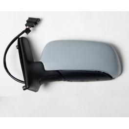 Retroviseur SEAT ALHAMBRA 1998-2000 - Electrique - Aspherique - Coiffe a peindre - Gauche - CIPA