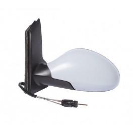Retroviseur SEAT ALTEA 2004- - Manuel a Cable-Coiffe a peindre - Droit - CIPA