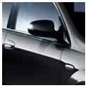 Retroviseur FIAT CROMA 1991-05/2005 - Electrique - Droit - Glace Bombee Bleue - Degivrant - Rabattable é